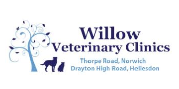 Willow Veterinary Clinic, Norwich logo
