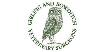 Girling & Bowditch Veterinary Surgeons logo