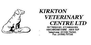 Kirkton Veterinary Centre logo