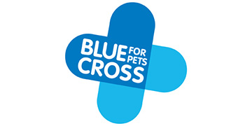 Blue Cross Victoria Animal Hospital logo