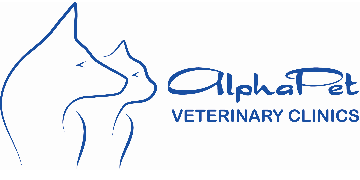 AlphaPet Veterinary Clinic logo