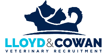 Lloyd & Cowan Veterinary Recruitment logo