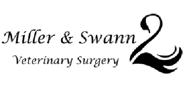 Miller and Swann Veterinary Clinic logo