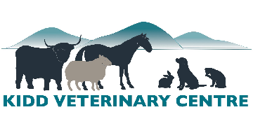 Kidd Veterinary Centre logo