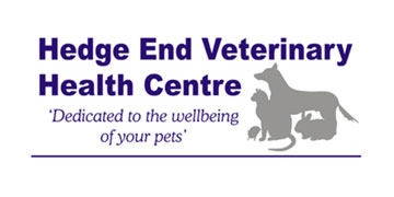 Hedge End Veterinary Health Centre logo