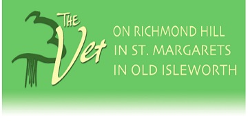 The Vet on Richmond Hill logo