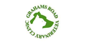 Grahams Road Veterinary Clinic logo